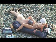 Catturato fare sesso in spiaggia